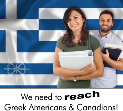 [Reach Greek Americans and Greek Canadians through Baywalk Marketing]