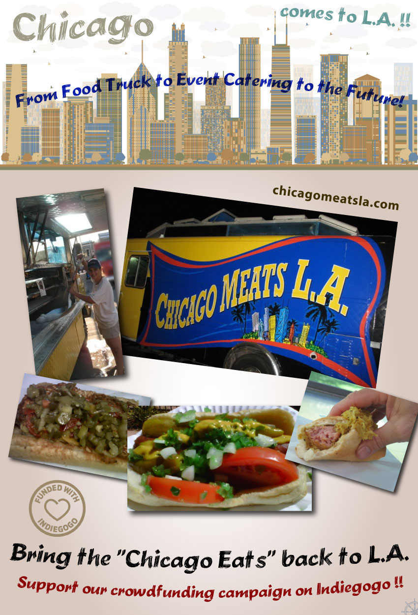 [Chicago Meats LA - IndieGoGo Crowdfunding Campaign]