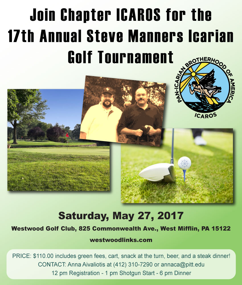 [Icarian Golf Tournament in West Mifflin, Pennsylvania]