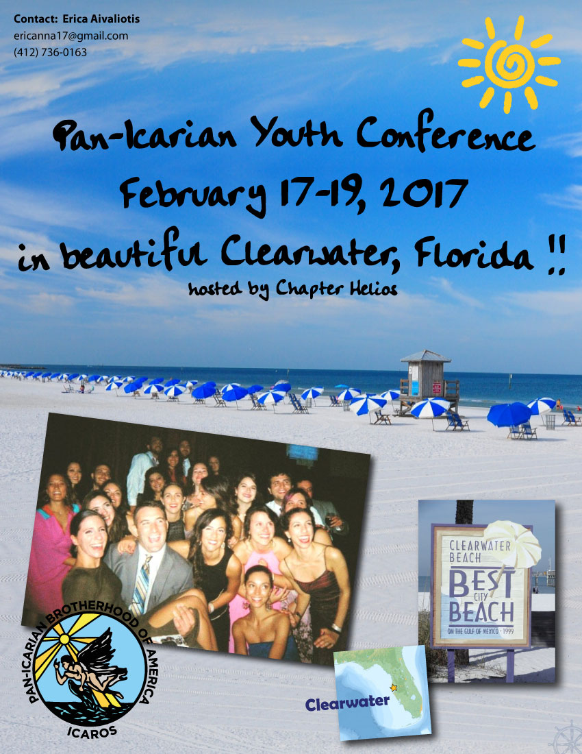 [Icarian Youth Conference in Clearwater, Florida]